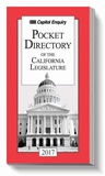 2017 Pocket Directory of the California Legislature