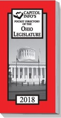 2018 Pocket Directory of the Ohio Legislature